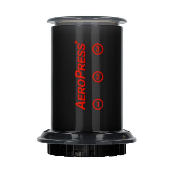 Aeropress Go + filtry