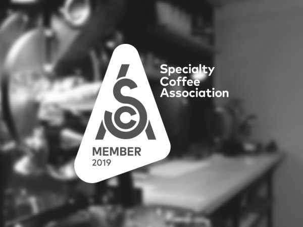 Jsme tam! SCA - Specialty Coffee Association
