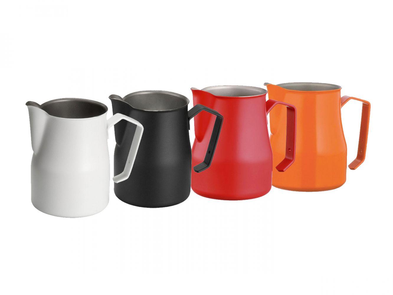 Konvička na šlehání mléka Motta Latte Art Colour 350 ml