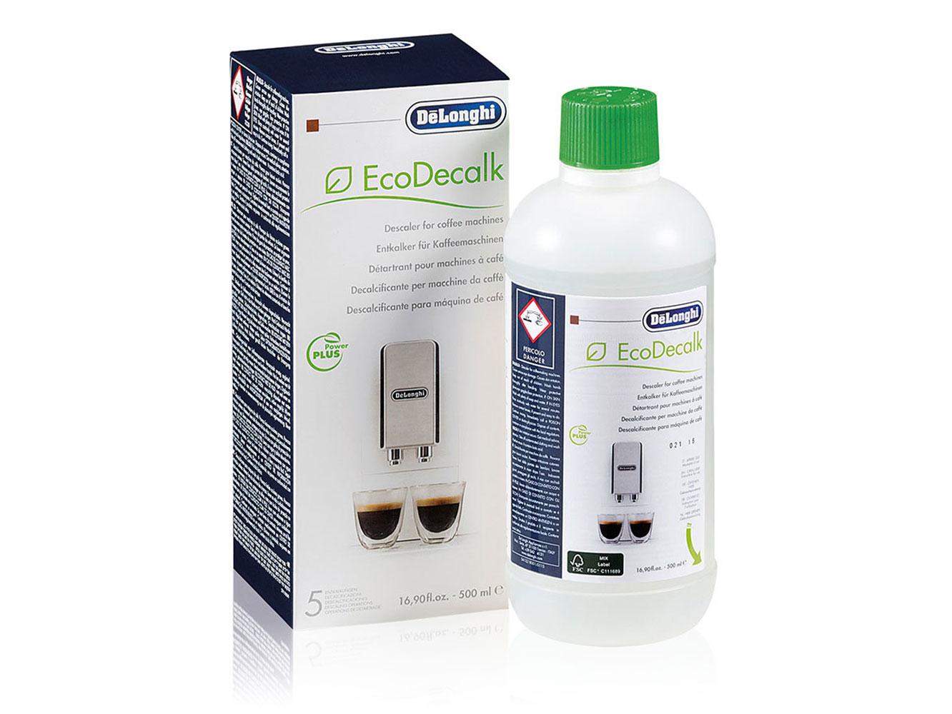 Odvápňovač Eco Decalk DeLonghi - 5 cyklů