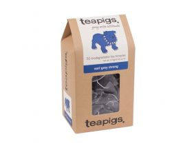 Čaj teapigs Earl Grey Strong - 50 ks